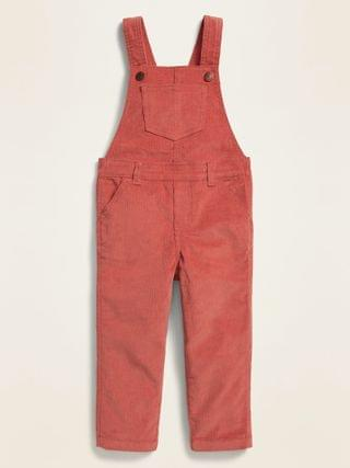 KIDS Unisex Corduroy Overalls for Toddler