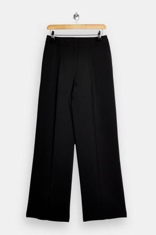 WOMEN Black Slouch Wide Leg Pants