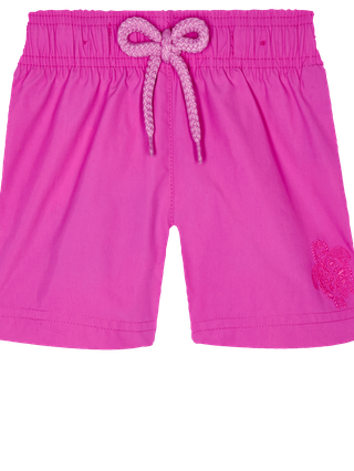 KIDS Girls Swim Short Tortues Indies Water-reactive