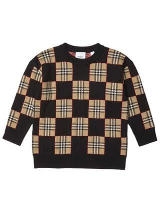 KIDS Burberry Kids - Rickman Knitwear (Little Kids/Big Kids)
