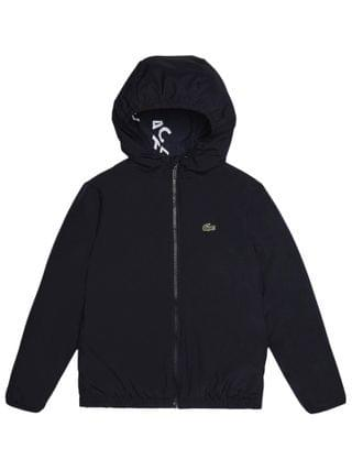 KIDS Lacoste Kids - Reversible Down Jacket (Little Kids/Big Kids)