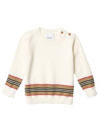 KIDS Burberry Kids - Mini Bryn Knitwear (Infant/Toddler)