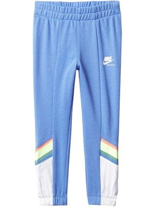 KIDS Nike Kids - Rainbow Trim Joggers (Toddler/Little Kids)
