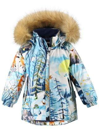 KIDS reima - Reimatec Jacket Sukkula (Infant/Toddler/Little Kids)
