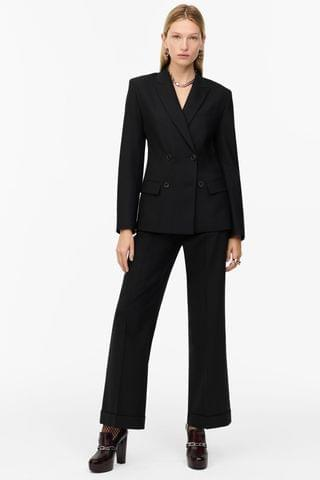 WOMEN LIMITED EDITION STRIPED SUIT JACKET
