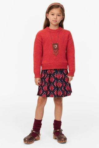 KIDS LIMITED EDITION CASHMERE SWEATER