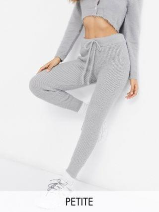 WOMEN Missguided Petite set in gray