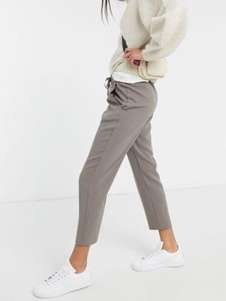 WOMEN River Island sweatpants in taupe