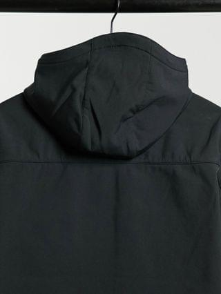 Farah Bective soft shell jacket in black
