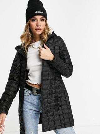 WOMEN The North Face Thermoball Eco parka in black