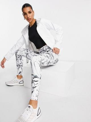 WOMEN The North Face Venture 2 jacket in white