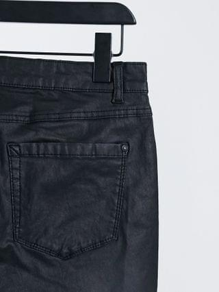 WOMEN Only Curve coated skinny jeans