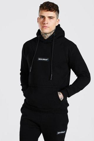 MEN Official Hooded Tracksuit With Tab
