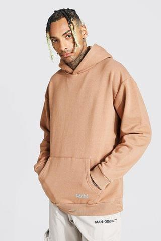 MEN Oversized Original MAN Heavyweight Hoodie