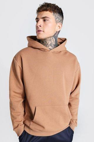 MEN Oversized Heavyweight Over The Head Hoodie