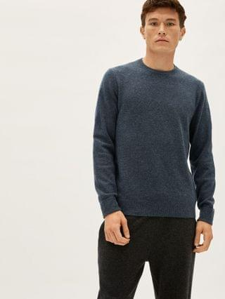 MEN The Grade-A Cashmere Crew