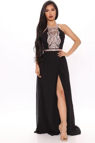 WOMEN Piper Maxi Dress - Black