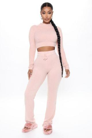WOMEN My Youth Is Yours Lounge Pant - Rose
