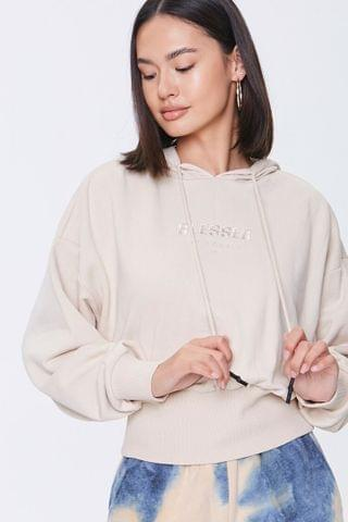 WOMEN Embroidered Blessed Hoodie