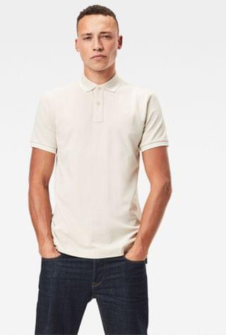 MEN Dunda Slim Stripe Polo