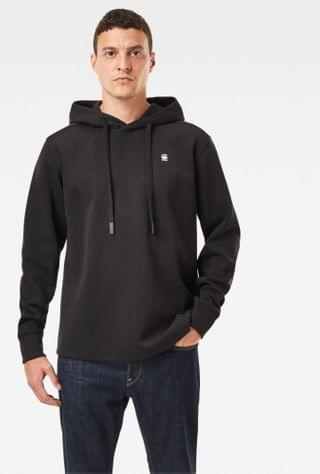 MEN Lash Hooded Sweater