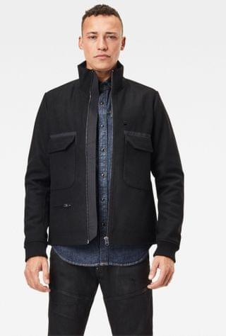 MEN XPO Wool Jacket