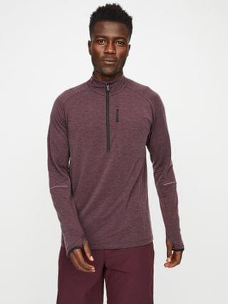 MEN Train 1/2 Zip