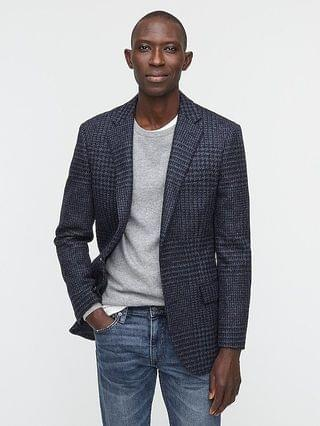 MEN Ludlow Slim-fit blazer in English wool