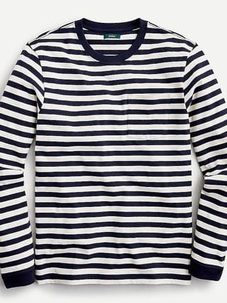 MEN Tall 1994 long-sleeve T-shirt in stripe