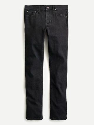 MEN 484 Slim-fit stretch jean in black wash