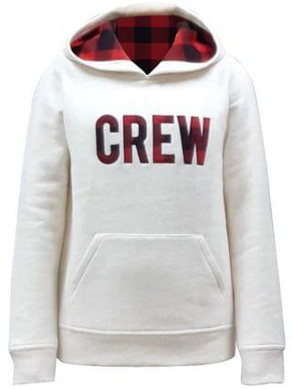 WOMEN Unisex Big Kids, Little Kids Graphic Hoodie, Created for Macy's
