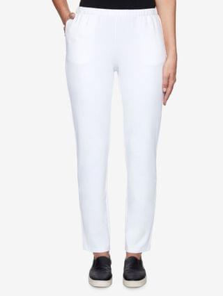 WOMEN Missy French Terry Pant