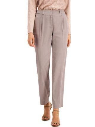 WOMEN Pleated Slim-Fit Pants, Created for Macy's