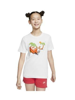 KIDS Sportswear Big Girls Beach T-shirt