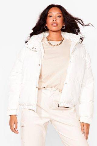 WOMEN Stand the Heat Plus Padded Jacket