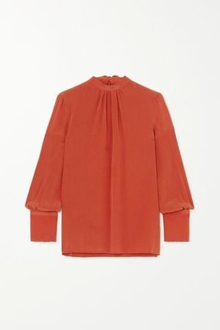 WOMEN YOOX NET-A-PORTER FOR THE PRINCE'S FOUNDATION Organic silk blouse