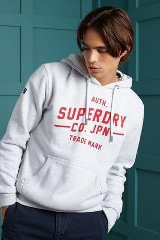 MEN Superdry Limited Edition Soft Print Hoody