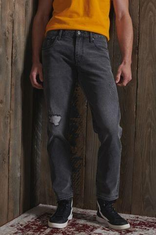 MEN Superdry Tailored Straight Jeans