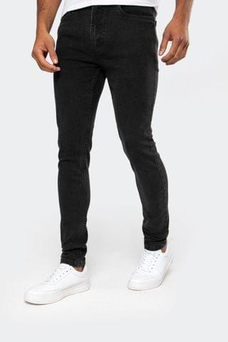 MEN Threadbare Super Skinny Jeans With Stretch