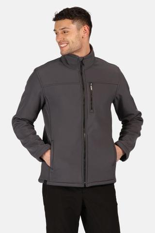 MEN Regatta Grey Conlan II Soft Shell Jacket