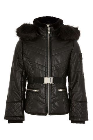 KIDS River Island Black Padded Jacket