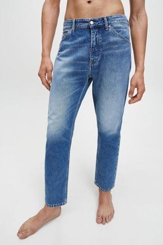 MEN Calvin Klein Jeans Blue Dad Jeans