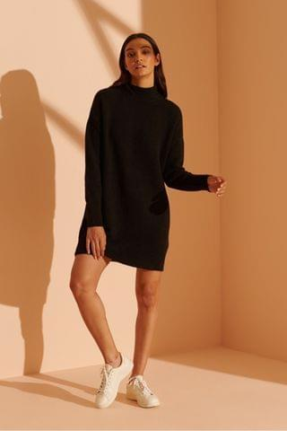 WOMEN Superdry Hailey Knitted Dress