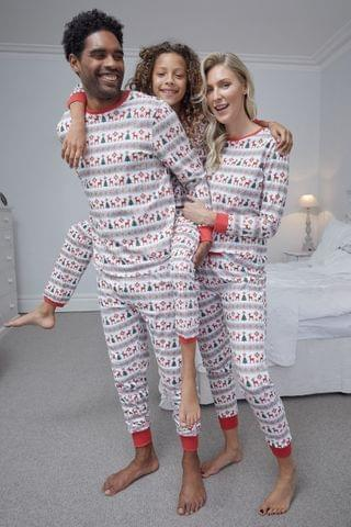 KIDS Fashion Union Matching Family Christmas Pyjamas