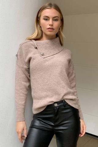 WOMEN Lipsy Military Button Multiway Jumper