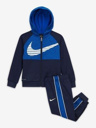 KIDS Toddler Hoodie and Pants Set Nike Therma