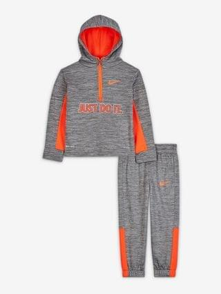 KIDS Toddler Hoodie and Joggers Set Nike Therma