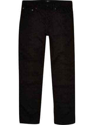 MEN Black Dylan straight fit jeans