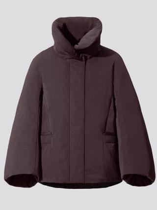 WOMEN +j hybrid down jacket