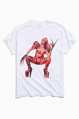MEN Lady Gaga UO Exclusive They Can t Scare Me Tee